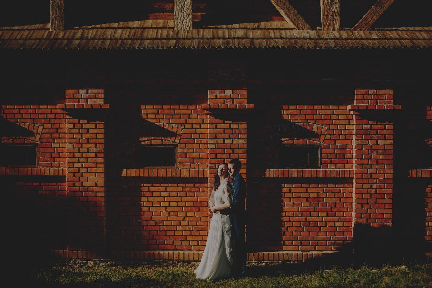sesja ślubna tokarnia