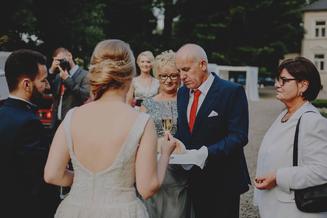 ślub pałac pstrokonie